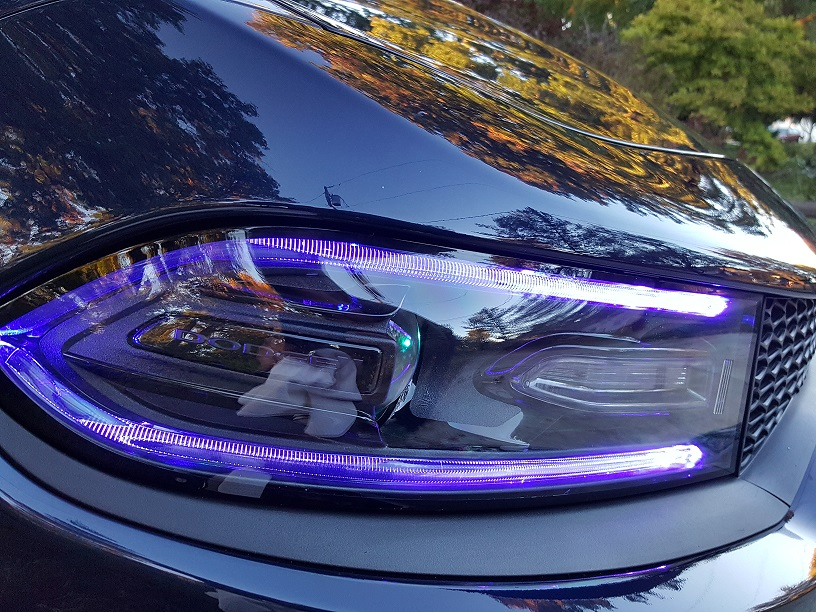 2015-2017 Dodge Charger Multicolor DRL LED Boards