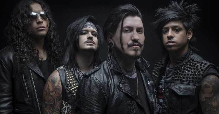 Portland Or Fall Had Wallpaper News Escape The Fate Announces Headlining Tour Amp Releases