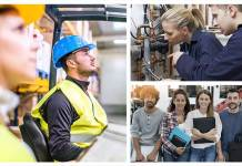 Images of Apprentices, Trainees and Interns