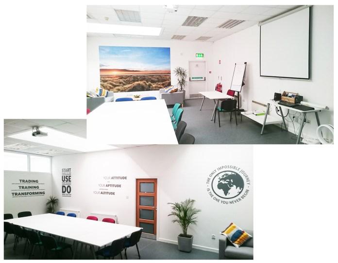 Training Room at Speedpak