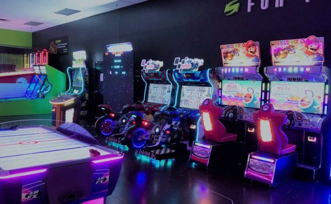 Looking For An Arcade Near Me In Philadelphia Check Out