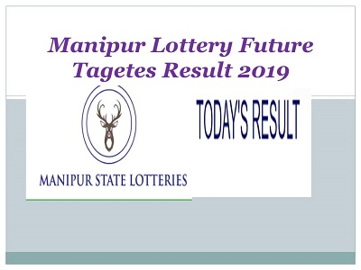 Manipur Lottery Future Tagetes Results 2019 Check 01/03 Friday