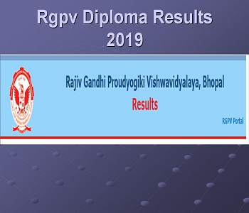 Rgpv Diploma Results 2019 Released May-June 1 to 7 Semester