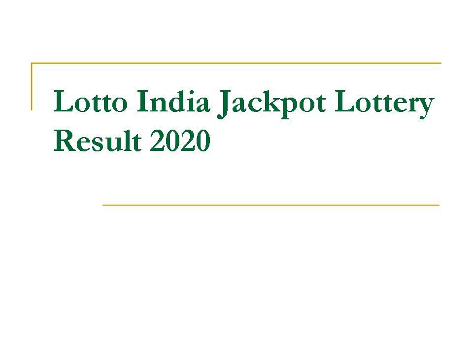 lotto jackpot gewinner aktuell 2020