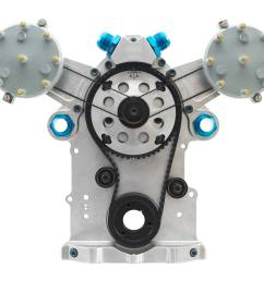 jesel introduces new chrysler hemi belt drive distributor drive combo speed revolutions [ 2048 x 1687 Pixel ]