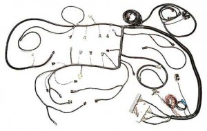 ls1 wiring diagram for conversion ford sierra 1990 lm7 wire harness | ssw standalone gm ls wirng ...