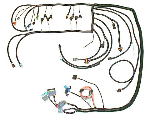 LT1 Wire Harness & Tuning