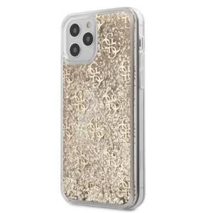 Guess 4G Liquid Cover für Apple iPhone 12 Pro/12