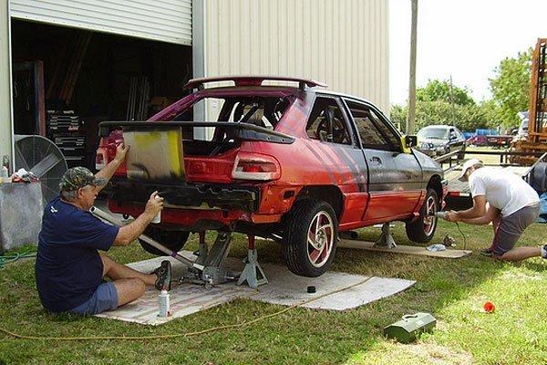TAJ Racing Escort Services