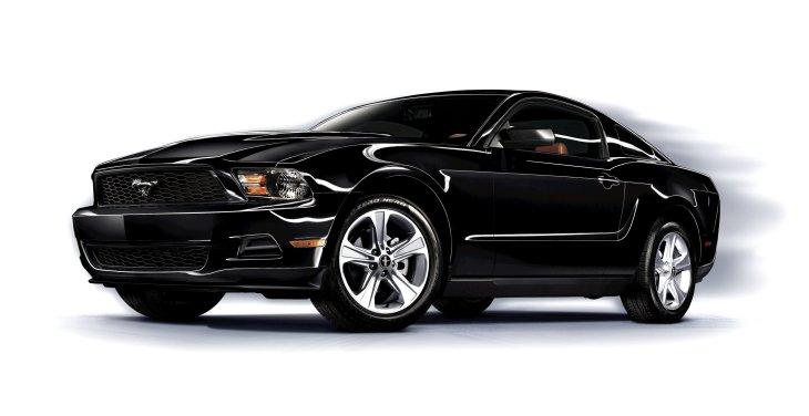 2011 Ford Mustang V-6