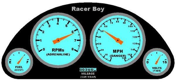 Racer-Boy-Gauge-Pro-Solo
