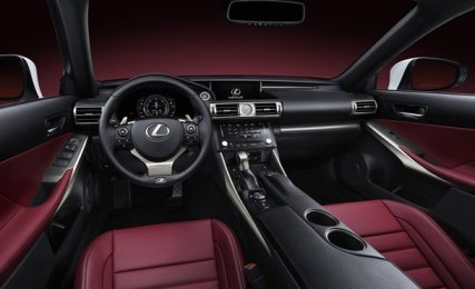 2014 Lexus IS FSPORT