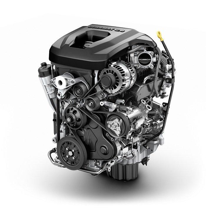 2016 GMC Canyon 2.8L Duramax turbo-diesel
