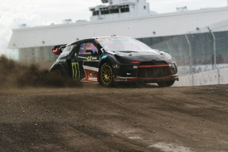 2016 FIA World Rallycross Championship @ Grand Prix de Trois-Rivieres - Photo: Kevin McCauley