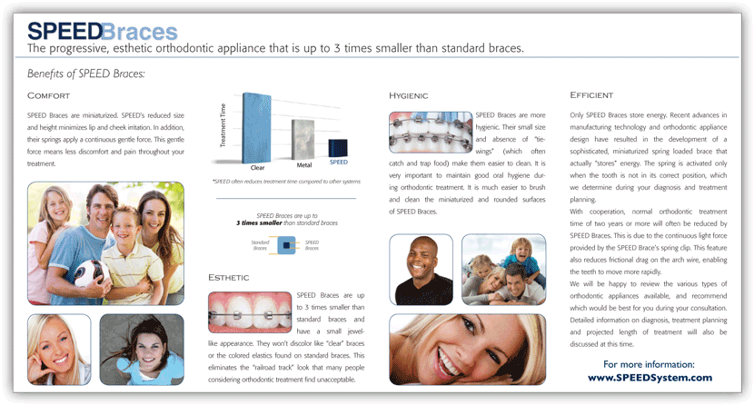 SPEED System Orthodontics