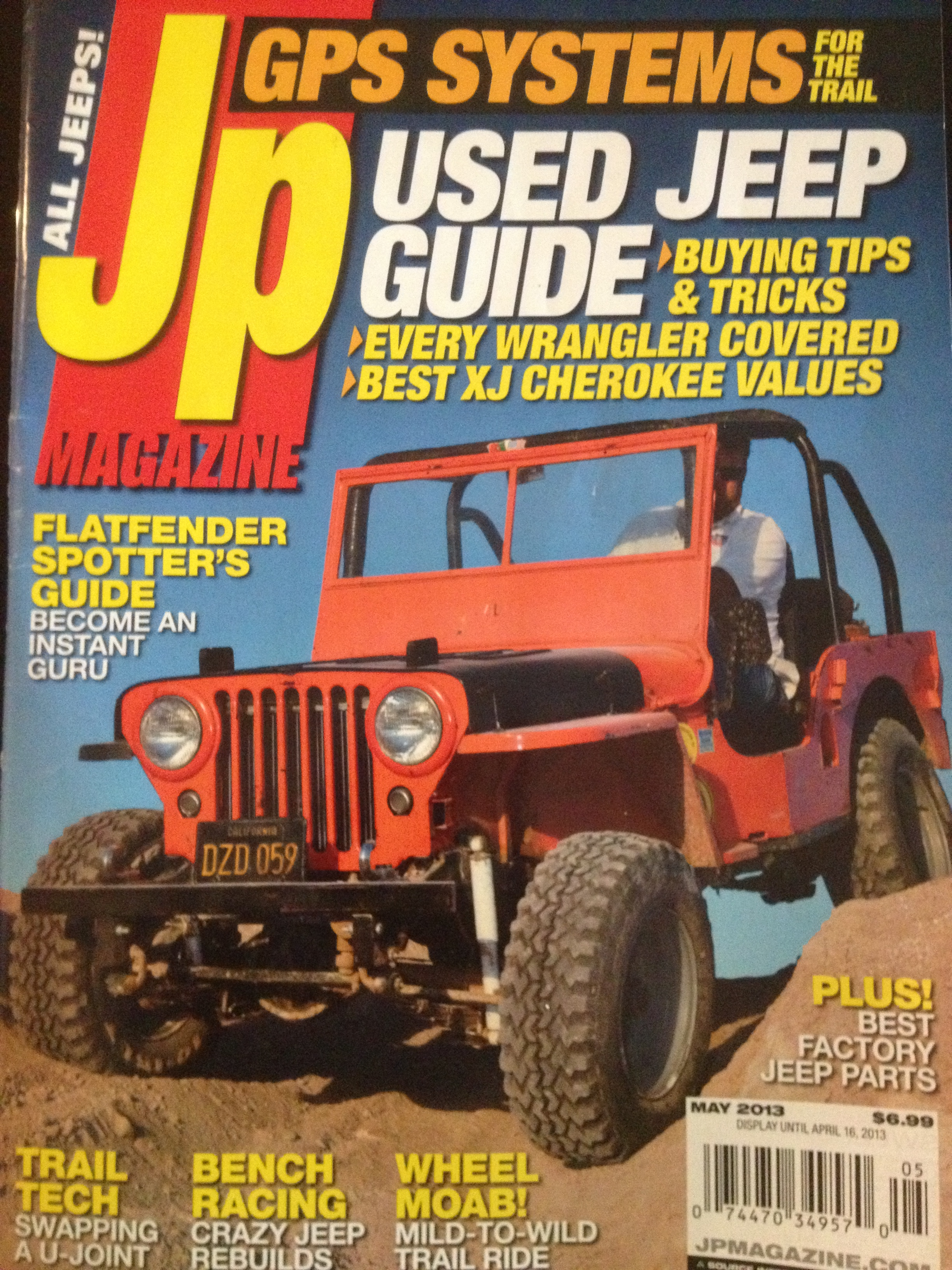 Jeep CJ7 Parts & Accessories - Best CJ7 Off Road Parts