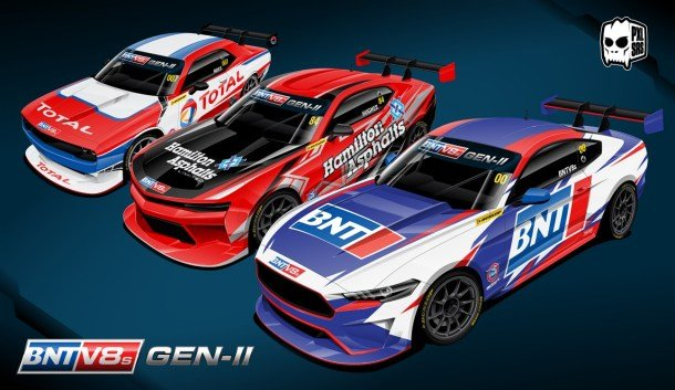 Gen II BNT V8s Start to Take Shape