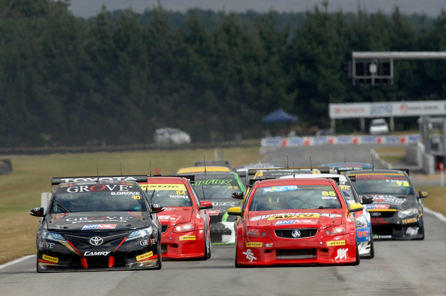 PLenty to play for in BNT V8s