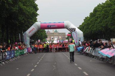 Avon-Frauenlauf-Start