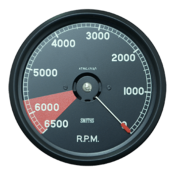 vdo gauge wiring diagram lowrider hydraulic speedy cables automotive instrument repair mechanical jaguar c type replica tachometer