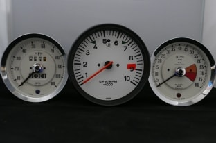 vdo gauge wiring diagram car wire speedy cables automotive instrument repair mechanical customised gauges