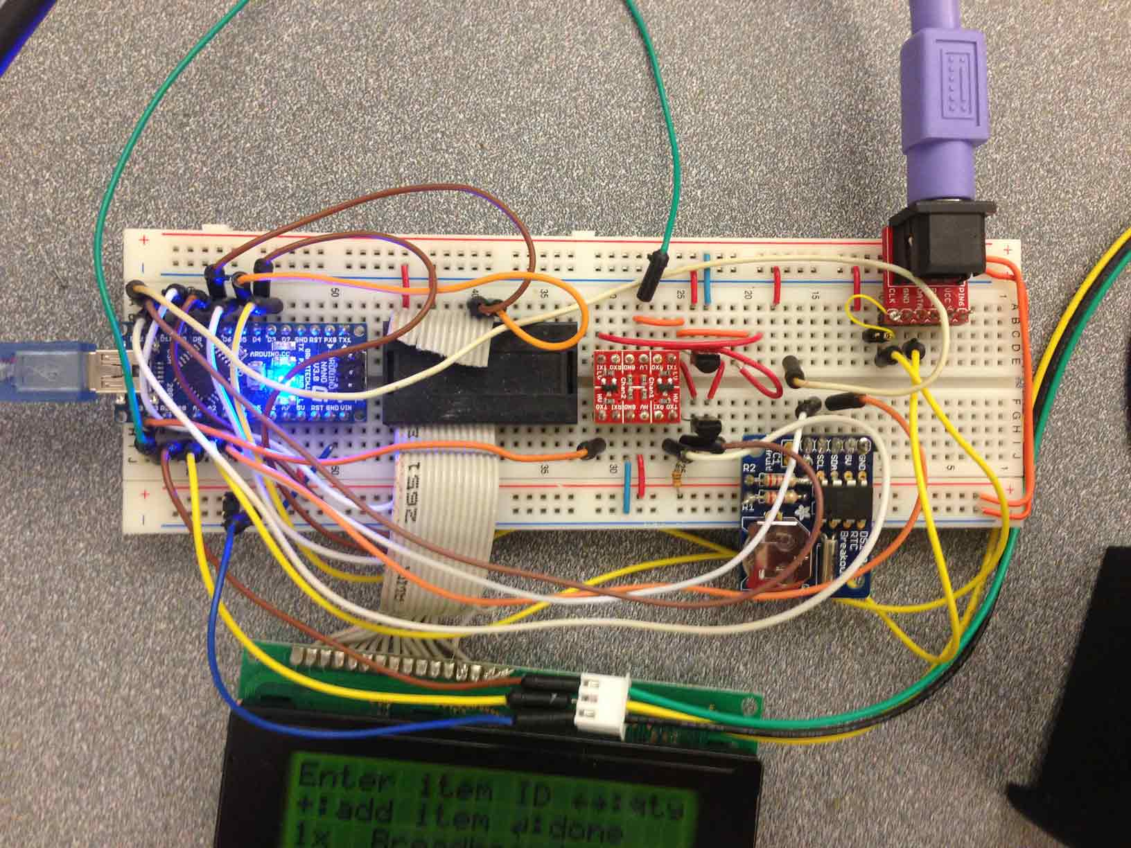 small resolution of arduino based point of sales system speedy signals model railway point of sale wiring