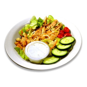 Chicken Salad at Speedy's Pizza