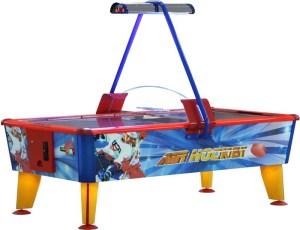 Airhockeytafel Ice met muntinworp 8 ft
