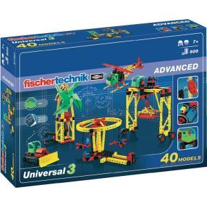 Fischertechnik Advanced - Universal 3 - 511931