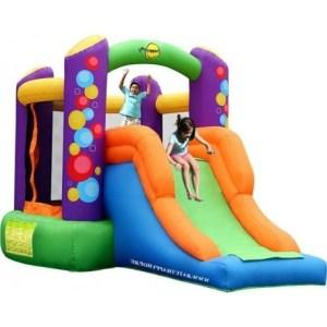 Springkussen Combo Bouncer with Slide