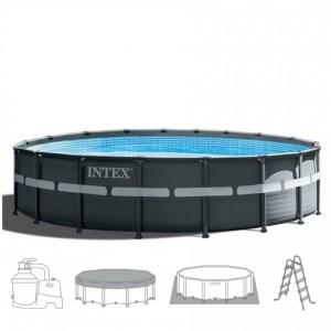 Intex Ultra XTR Frame Pool 549 cm x 132 cm.