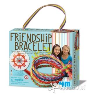 4M Crea Hobby- en Knutseldoos - Vriendschapsarmbandjes maken
