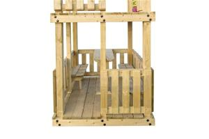 Picknickset voor speelhuis Slingeraap, Gorilla of Orang-Oetan