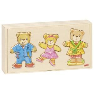 "Puzzel ""Berenfamilie Basic"""