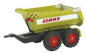 rollyHalfpipe trailer Claas