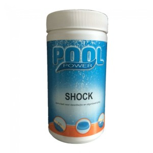 Chloorgranulaat Pool Power Shock 1 kg.