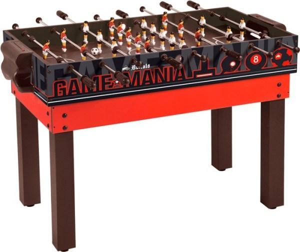 Speeltafel 4-in-1 Game-Mania-0
