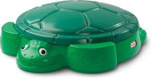 Little Tikes Schildpad zandbak bi-color