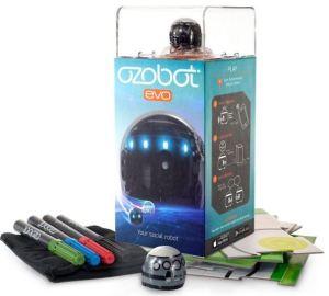Ozobot Evo Titanium black - STEM De Sociale Smart Robot