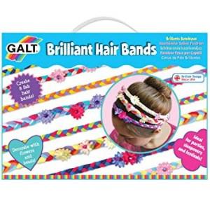 Haarbandjes vlechten Brilliant Hair Bands Knutselpakket