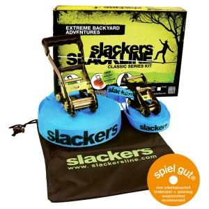 Slackers slackline Set Classic incl. oefenlijn