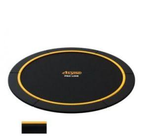 Avyna FlatLevel trampoline ø 305 cm (10 ft) Black-Edition