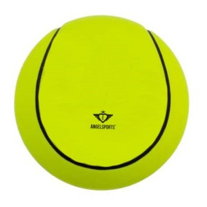 Tennisbal softball geel 12,5 cm Angel Sports8716096016406