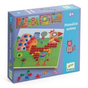Djeco Mozaiek puzzels Animo