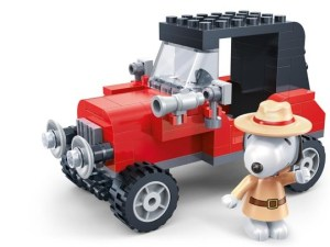 Snoopy geheim agent 109-delig
