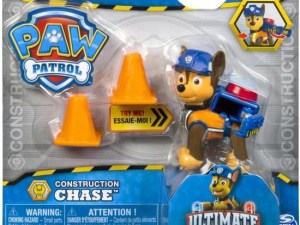 Paw Patrol Construction Chase