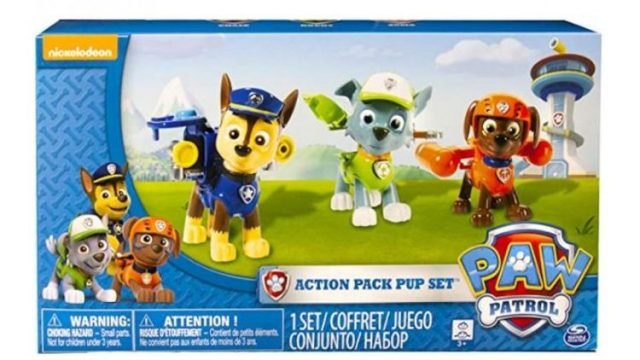 Paw Patrol Action Pack
