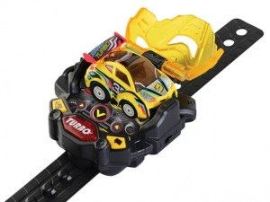 VTech Turbo Force Racers Yellow Racer