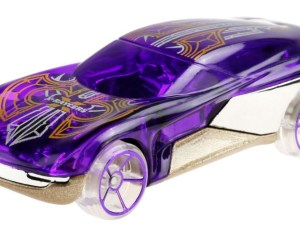Hot Wheels Forward Force auto paars