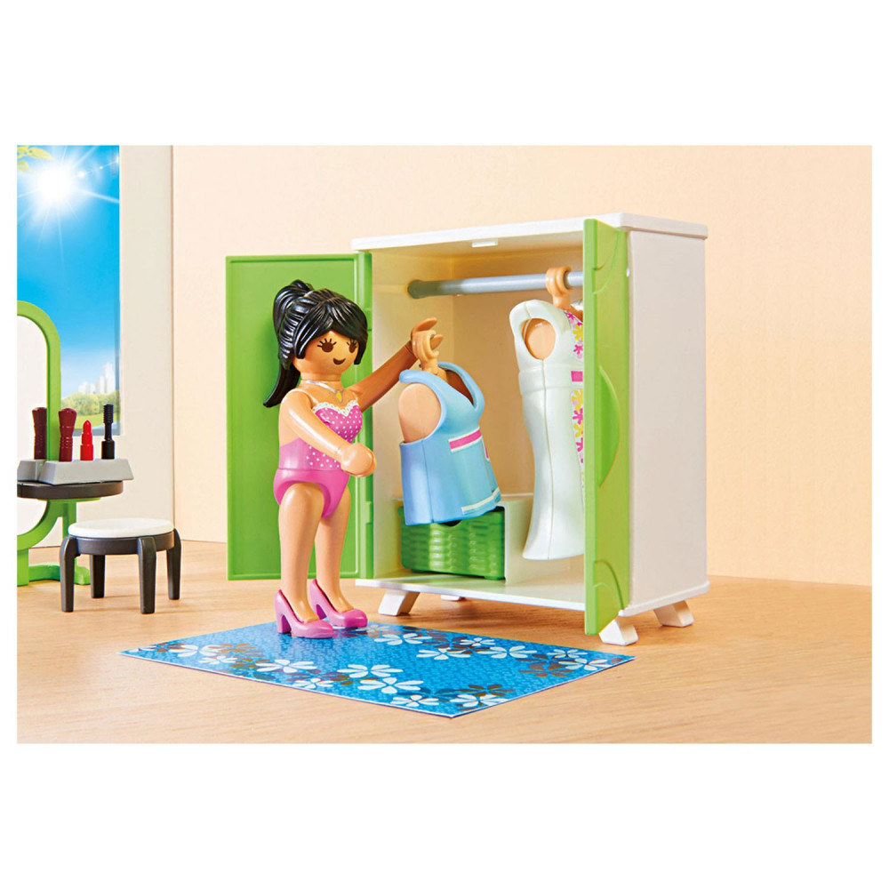Playmobil 9271 Slaapkamer met Makeup Tafel online kopen